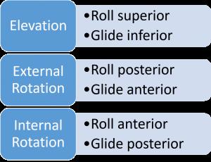 Shoulder Mobilization Grid